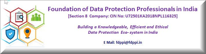 Foundation of Data Protection Professionals in India
